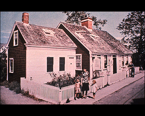 087 - House (New England), Robert Sisson