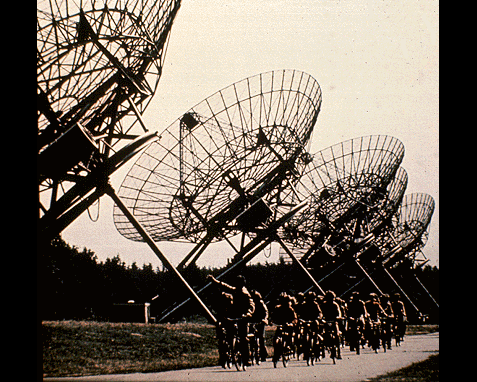109 - Radio telescope (Westerbork, Netherlands), James Blair