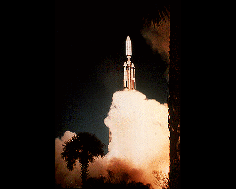 113 - Titan Centaur launch, NASA