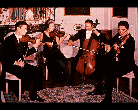115 - String Quartet (Quartetto Italiano), Phillips Recordings
