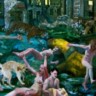 Martin Beck is een Amerikaanse schilder. Zijn werk is de moeite waard om te posten. Het gaat over onder andere het schilderen zelf en de schildergeschiedenis. Er zitten duidelijke verwijzingen […]