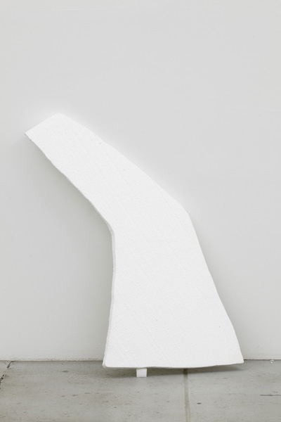 Source of Imagery, II, no. 12 - Verf op foam 117x54cm