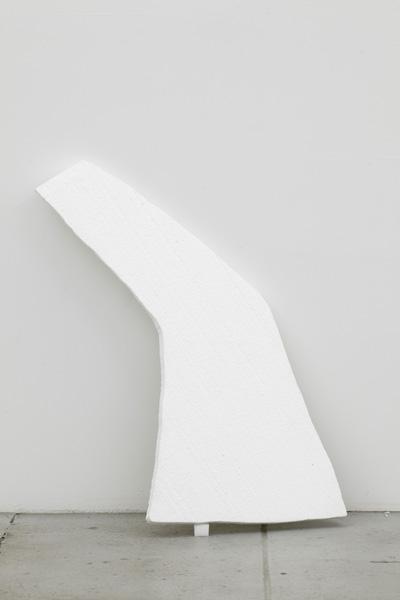 Source of Imagery, II, no. 12 - Verf op foam 117x54cm