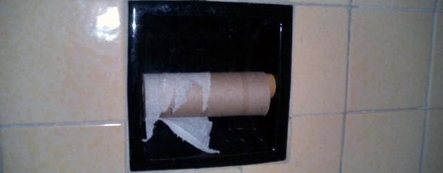 Ook altijd een hekel aan WC papier dat opraakt op precies het verkeerde moment? Klik HIER. via Incubate Blog Gerelateerd