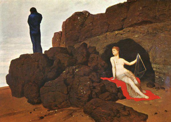 1883 Odysseus and Calypso
