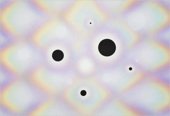 Good Vibrations - 100x150cm Acrylverf op canvas