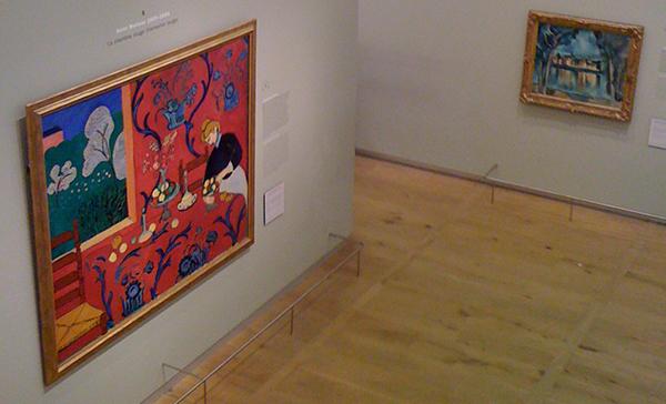 Henry Matisse - Rode Kamer
