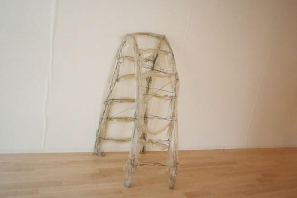 Zonder titel (ladder) 2009