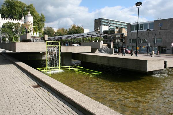 Alexa Kreissl, falling water, 2010