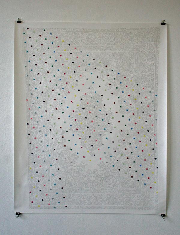 Jean-Paul Jennen - The confetti registration 'under the carpet'