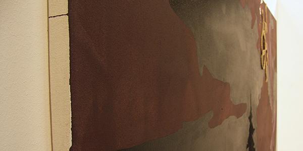 Joep Overtoom - Elixir - 160x190cm - Mixed media op doek (detail)