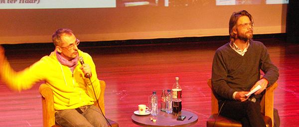 Xavier Le Roy en Marten Spangberg