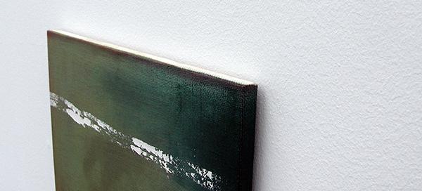 Hellepoort - Olieverf op doek (detail)