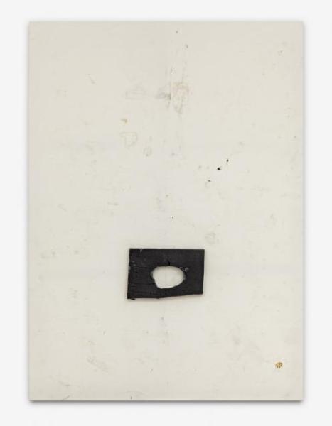 Mushmouth - 198x142cm Olieverf en mixed-media op canvas