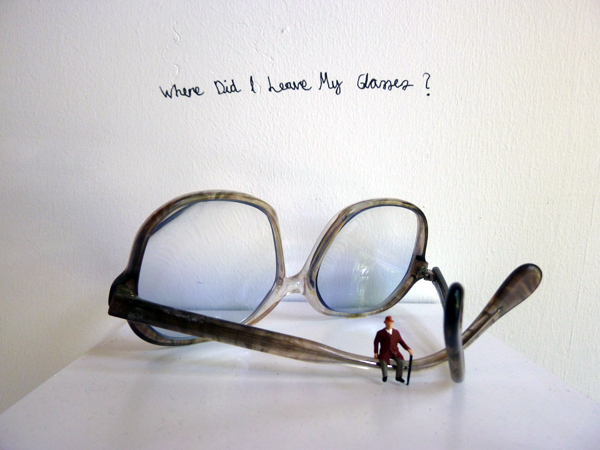 Pasi Rauhala - Where did I leave my glasses
