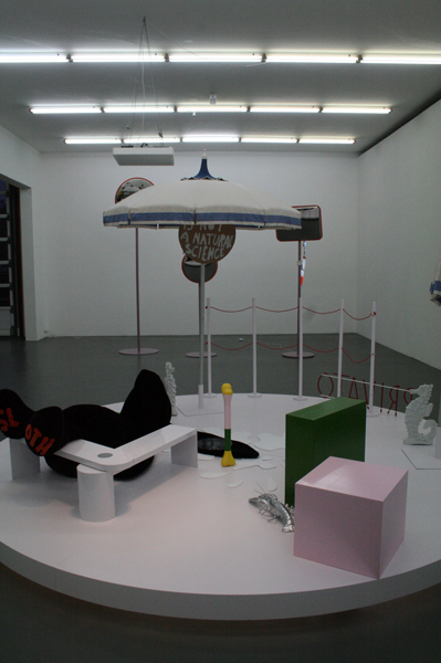 Cosima von Bonin - Day Track, Night Tick Dawn Trick