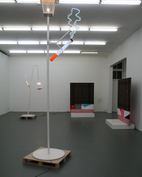 Cosima von Bonin - Love & Hate (The Bipartite Version)