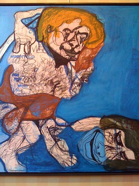 Piet Schopping - David verslaat Goliat