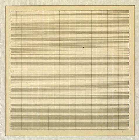 Untitled - 28x28cm Inkt op papier