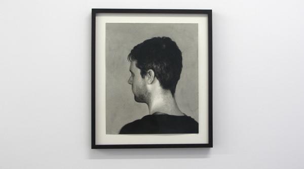 Eoin McHugh - Affest - 42x36cm Waterverf op papier