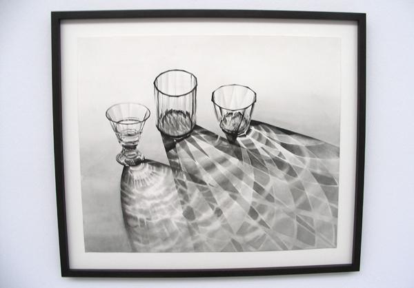 Eoin McHugh - Sponge - 45x54cm Waterverf op papier