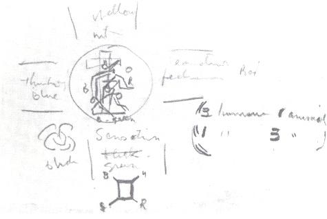 Pollock schets