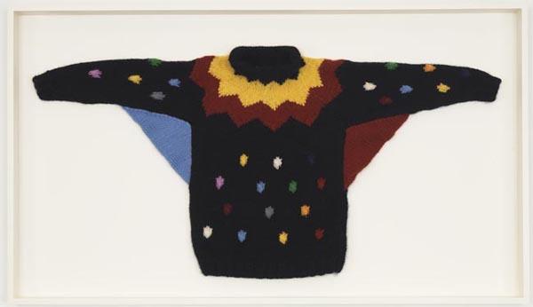 Sweater Klaun - 88x153cm Wol