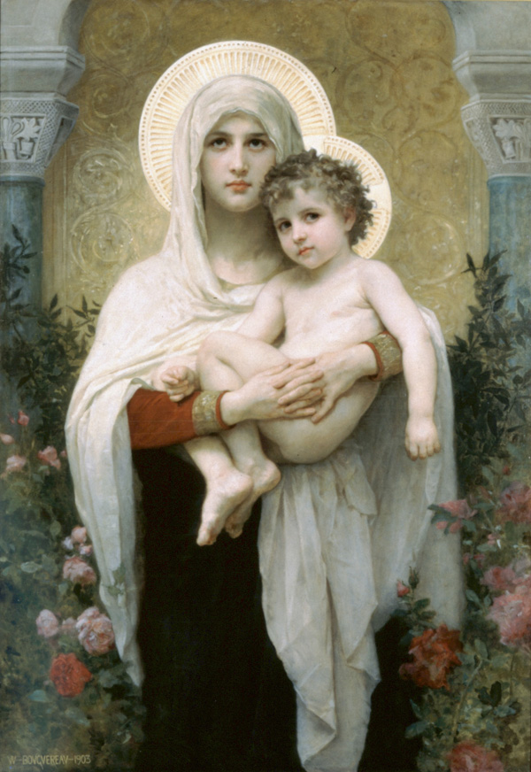 The Madonna of the Roses (1903)