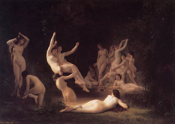 The Nymphaeum (1878)