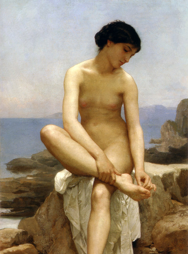 The Bather (1879)
