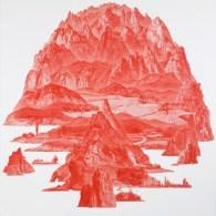 Gevonden via ButDoesItFloat. Het werk is eenvoudig, maak landschapjes met enkel rood. Uiterst effectief en herkenbaar werk dat toch, ondanks we het zouden kunnen verwijten te gegrond te zijn in […]