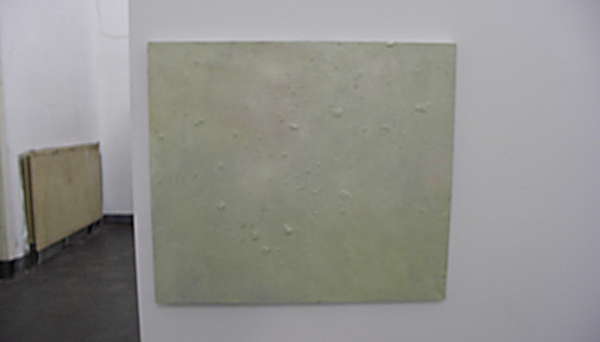 Bas van den Hurk - Untitled - 150x120cm Olieverf en tempera op canvas