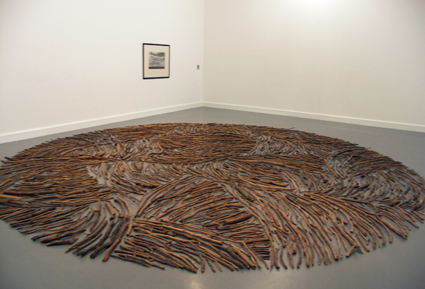 Richard Long - Wood Circle - Hout