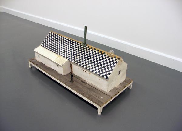 Thierry De Cordier - La Cuisine (Maquette) (de keuken) - Diverse materialen