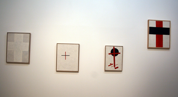 Kazimir Malevich - Diverse Suprematistische composities