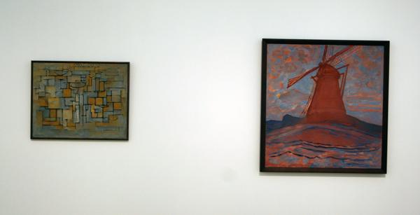 Piet Mondriaan - Een onbekend werkje en De Windmolen