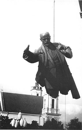 Lenin vernield (catagorie ongeliefde leiders)