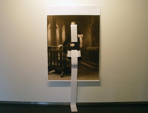 Untitled - 200x110cm Print en papier