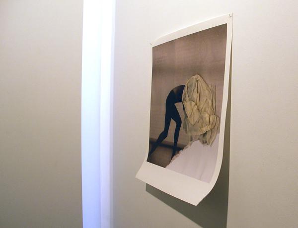 Untitled - 62x62cm Print