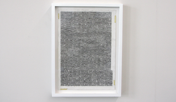 Untitled (Department DP) - 30x21cm Potlood op papier