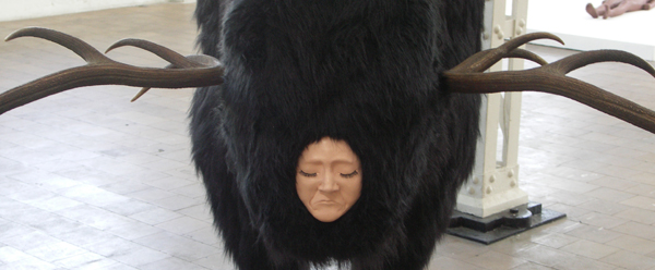 Lobke Burgers - Bison bison (kunstenaar)
