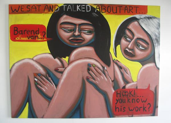 Barend van Hoek - You know his work?