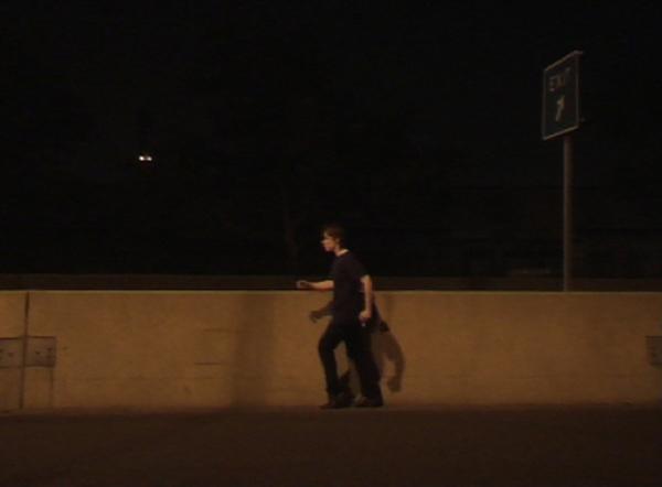 Klara Lidén - Moonwalk (2008)