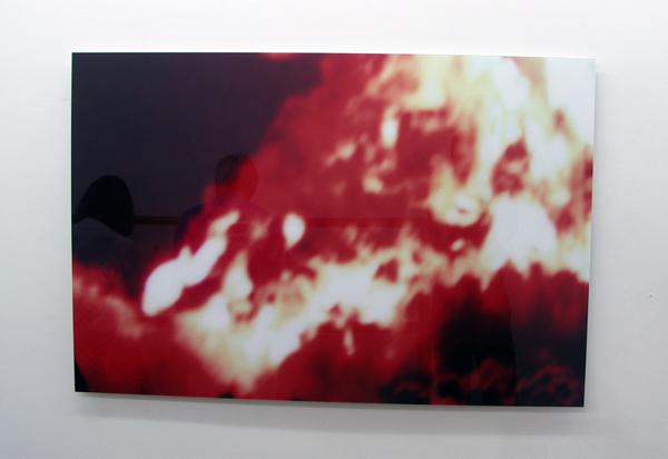 Loek Grootjans en Rob Moonen - Uit het nucleair onderkomen - 73x110cm Lamdaprint op dibond