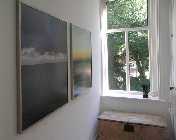 Wout Berger - When I Open My Eyes - 100x80cm Foto's