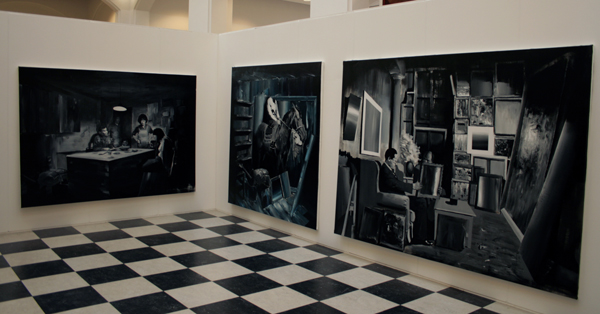 Jisan Ahn - diverse werken (2)