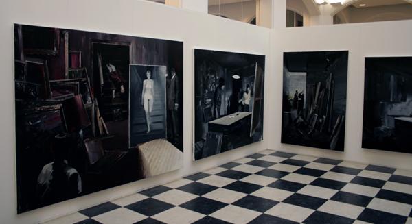 Jisan Ahn - diverse werken