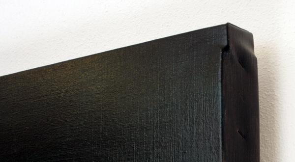 Elmer de Gruijl - Volkstuinen - 138x104cm Acrylverf op linnen (detail)