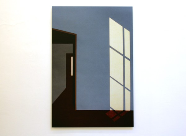 Popel Coumou - Untitled 2006-01 - 87x130cm C-print op aluminium