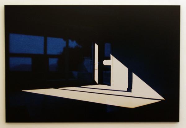 Popel Coumou - Untitled 2008-01 - 87x130cm C-print op aluminium